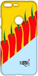Macmerise Back Cover for Google Pixel
