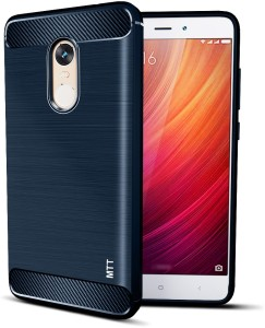 MTT Back Cover for Redmi Note 4