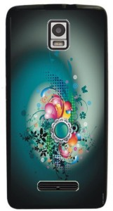 sale retailer 94fcd a5ea4 Mobile Freak Back Cover for Lava Iris Fuel 50Multicolor