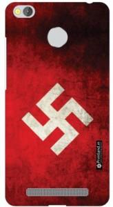 Printland Back Cover for Mi Redmi 3S Prime