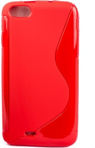 low priced 97917 60c58 Mystry Box Back Cover for Micromax Bolt D321Red