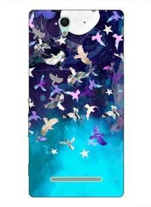 Jugaaduu Back Cover for Sony Xperia C3