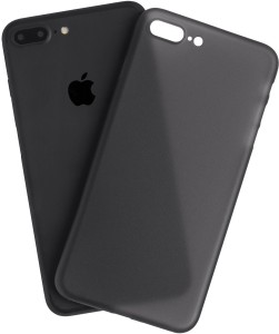 on sale 857a8 b3382 GadgetM Back Cover for Apple iPhone 7 PlusMatte Black