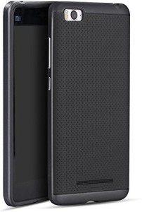 wholesale dealer 4f928 3c96f Ipaky Back Case Back Cover for Xiaomi Mi4iGrey