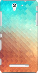DailyObjects Back Cover for Sony Xperia C3