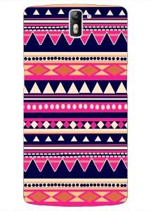 1 Crazy Designer Back Cover for OnePlus One