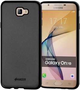 Amzer Back Cover for Samsung Galaxy On7 (2016), SAMSUNG Galaxy J7 Prime, SAMSUNG Galaxy On Nxt
