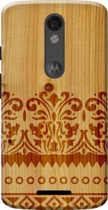 KanvasCases Back Cover for Motorola Moto X Force