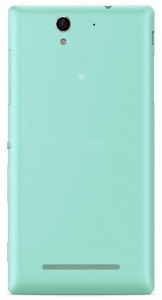 Sunoindia Back Replacement Cover for Sony Xperia C3