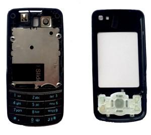Nokia Arm Band Case for 6600 Slide Housing Body PanelSilver, Band