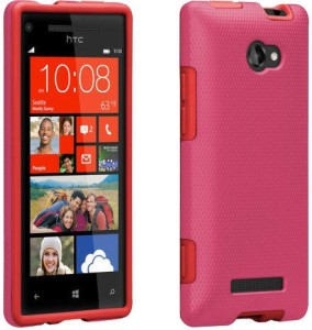 Case-Mate Back Cover for HTC 8X