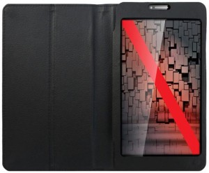 ACM Book Cover for iBall Slide 6095 D20 Q700 3G Tablet