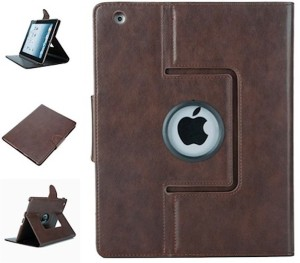 Bracevor Book Cover for Apple iPad 2, iPad 3, iPad 4