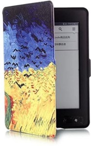 Proelite Book Cover for Kindle WiFi e reader 7th genreation