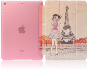 Go Crazzy Book Cover for Apple iPad Air 2