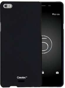 Casotec Flip Cover for Micromax Canvas Sliver 5 Q450