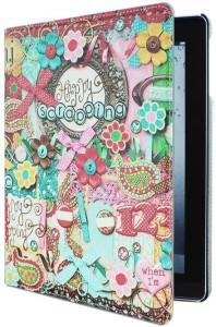 Kolorfish Book Cover for Apple iPad 2, Apple iPad 3, Apple iPad 4