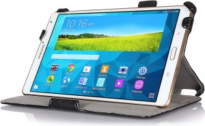 Amzer Book Cover for Samsung GALAXY Tab S 8.4