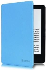 Bracevor Book Cover for All New Kindle E-Reader 6