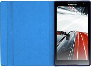 low priced 7fe19 8ab8d ACM Book Cover for Lenovo Tab S8 S8-50 S850Real Blue