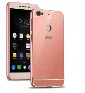 online retailer 268a3 364a1 KAYZZ Bumper Case for Mi Redmi 3S PrimeROSE GOLD
