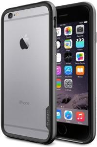 cheap for discount d717f 35997 Spigen Bumper Case for Apple iPhone 6, iphone 6SGunmetal