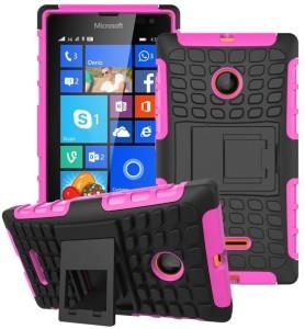 Heartly Bumper Case for Microsoft Lumia 532