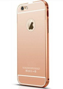Techcare Bumper Case For Apple Iphone 6srose Gold