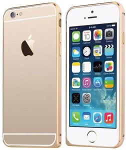 release date b0481 6fee2 Totu Design Bumper Case for Apple iPhone 6, Apple iPhone 6SGold