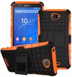 Heartly Bumper Case for Sony Xperia E4