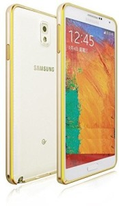 the latest 6c4b9 53a1d MPE Bumper Case for SAMSUNG Galaxy Note 3Gold