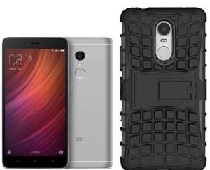 Mobcart Shock Proof Case for Mi Redmi Note 4