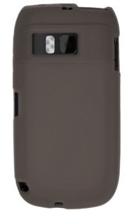 quality design a4286 2acf7 Amzer Grip Back Cover for Nokia E6 00 Purple Best Price in India ...