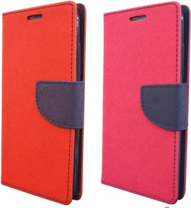 Coverage Flip Cover for Samsung Galaxy ON5 Pro, Samsung Galaxy ON 5 Pro