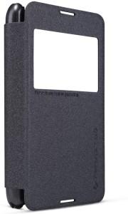 newest a9a2f c9311 Nillkin Flip Cover for Sony Xperia E4GBlack