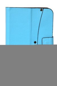 Colorkart Flip Cover for 7 inch Flip & Reverse Dual Color Stand Cover For Amazon Kindle Fire HDX 7 LTE