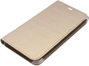 pretty nice 4042c ef42a Frizztronix Flip Cover for Samsung Galaxy Grand 2Gold, Leather