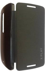 Chevron Flip Cover for Motorola Moto X Play