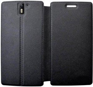 COVERNEW Flip Cover for OnePlus One