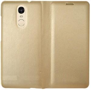 the best attitude 29bc1 042b9 Coverage Flip Cover for Xiaomi Redmi Note 4Gold