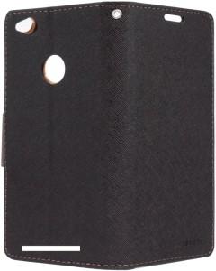 YuniKase Flip Cover for Xiaomi Redmi 3s Prime