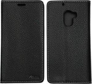 new product 99389 5076e nCase Flip Cover for Lenovo K4 NoteBlack