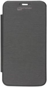 Evoque Flip Cover for Micromax Canvas Selfie A255