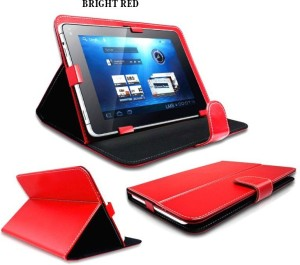 Colorkart Flip Cover for 7 inch Amazon Kindle Fire HD 7