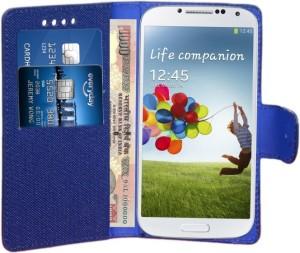 on sale 32d41 1e368 VES Flip Cover for HTC One ME Dual SIMBlue
