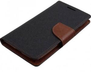 outlet store sale 6ec2d 8daeb Ideal Flip Cover for Xiaomi Redmi 3s Prime (Brown) (Magnetic Flip)Brown  Mercury flip