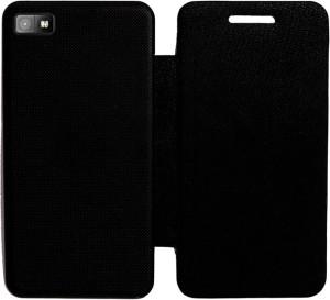 RD Case Flip Cover for Blackberry Z10Black