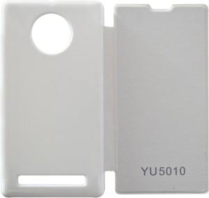 Coverage Flip Cover for YU Yuphoria YU5010