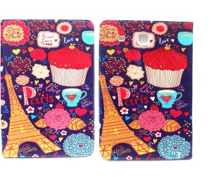 Fashion Flip Cover for Samsung Galaxy Tab E T561 9.6 inch