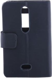 sale retailer 1a64d 4fb53 Iway Flip Cover for Nokia Asha 501Black